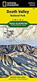 National Geographic Trails Illustrated Map Death Valley National Park [Lingua Inglese]