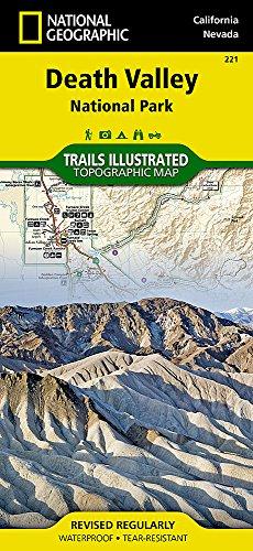 l Park: Trails Illustrated National Parks: NG.NP.221 (National Geographic Trails Illustrated Map, Band 221) ()
