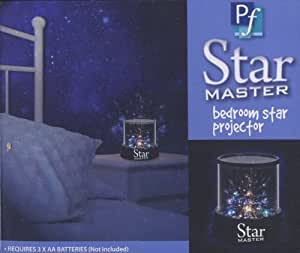 Star Light Bedroom Space Projector