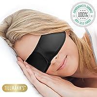 Schlafbrille Herren bequem | Hochwertige Schlafmaske 3D Damen | Nachtmaske | 100% Blackout Augenschutz | Für alle... preisvergleich bei billige-tabletten.eu