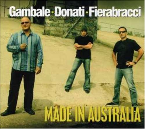 Made in Australia by Gambale