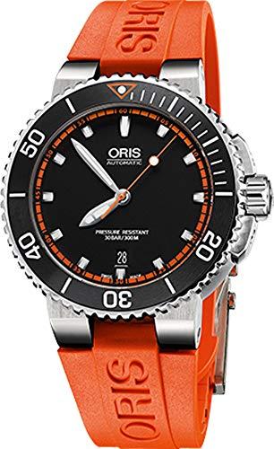 Oris Aquis Datum 73376534128rs-orange