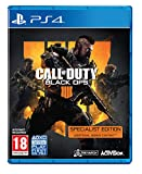 #7: Call of Duty: Black Ops 4 - Specialist Edition (PS4)