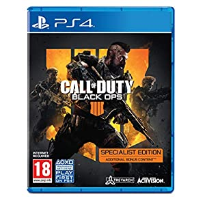 Call of Duty Black Ops 4 – Specialist Edition (PS4)
