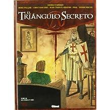 El triángulo secreto 3 (Biblioteca gráfica)