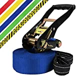 ALPIDEX Slackline 15 m/50 mm