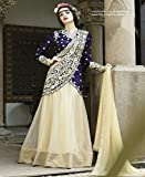 Typify Women's Silk Gown (TYPIFY15_Blue ...