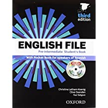 English File Pre-Intermediate. Student's Book And Workbook Without Key Pack - 3rd Edition (English File Third Edition) - 9780194598927