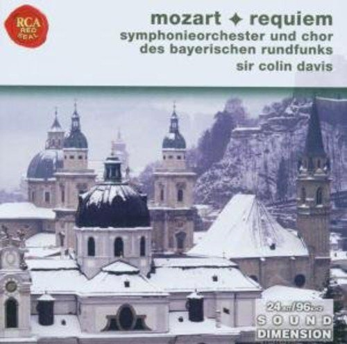 Mozart:Requiem [Dimension]