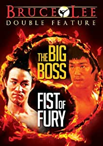 Bruce Lee: Big Boss / Fist of Fury Double Feature [DVD] [Region 1] [US Import] [NTSC]