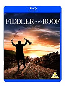 Fiddler On The Roof 40th Anniversary Edition Blu Ray 1971