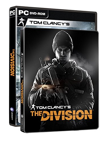 Tom Clancy's The Division - Standard inkl. Steelbook - [PC]