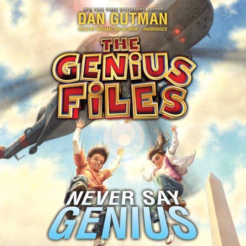Never Say Genius  Audiolibri