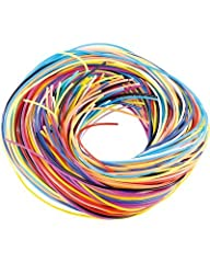 Idea Regalo - Playtastic Scoubidou Craft Set with 96x Knotting Bands in 10 Colours