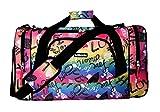 Bolsa de viaje equipaje de mano bolsa de deporte para mujer (5520 Love)