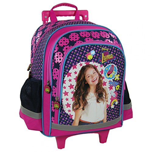 Soy Luna sac a roulettes trolley sac dos cartable école