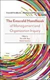 The Emerald Handbook of Management and Organization Inquiry