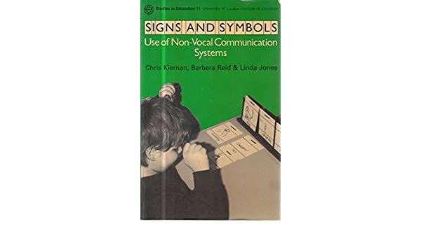 Buy Signs And Symbols Use Of Non Vocal Communication Systems