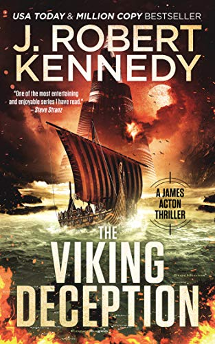 The Viking Deception (A James Acton Thriller, #23) (James Acton Thrillers) (English Edition)