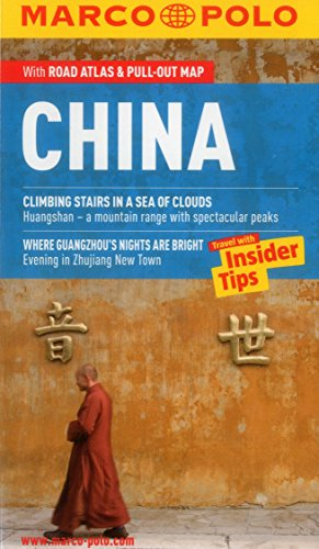 China Marco Polo Guide (Marco Polo Travel Guides)