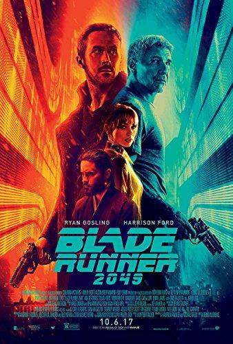 Blade Runner 2049 Original Filmplakat (Harrison Ford, Ryan Gosling) - Beidseitige Final Style Original-Kinoplakat (69Cm X 102Cm) (Kino-erinnerungsstücke)
