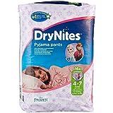 DryNites culottes d'apprentissage pour la nuit–4boîtes de 3587Gr