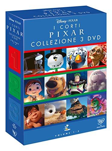I Corti Pixar 1 2 3