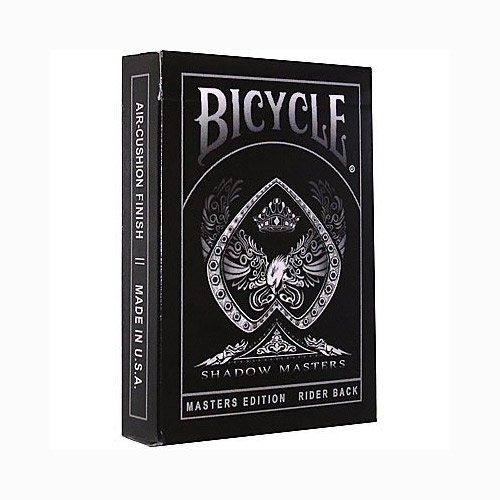 Ellusionist bicicletta Shadow Masters Deck, formato poker Ellusionist Bicycle Shadow Masters Deck, poker size