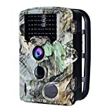 Best Cheap Trail Cameras - AUCEE Tracker Trail Camera 16MP 1080P HD 120Degree Review