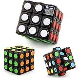 3x3 jouets magiques de puzzle de synchronisation de vitesse de Magic Professional comme cadeaux pour des enfants et des adultes