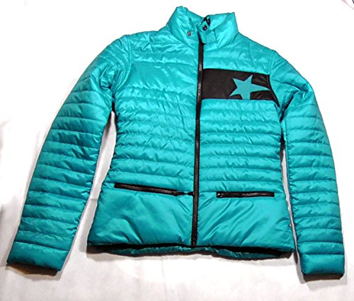 JetSet Skijacke Damen Daunenjacke - Farbe : blau - Größe : 36