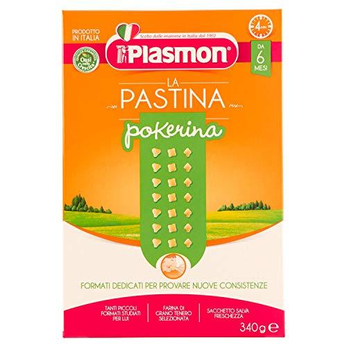 Plasmon Alimento per lInfanzia Oasi nella Crescita Pokerina 1 Confezione