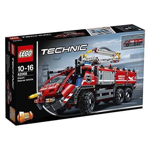 Preisvergleich Produktbild LEGO Technic 42068 - Flughafen Löschfahrzeug
