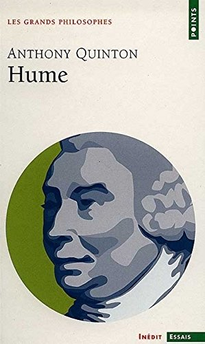 Hume par Anthony Quinton