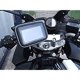 Navitech GPS Vélo / Moto / Scooter / VTT fixation support et housse / étui résistant à l'eau Garmin Nüvi 140, 140LMT, 2445LMT, 2447LMT, 2448LMT-D, 2495LMT, 2497LMT, 2498LMT