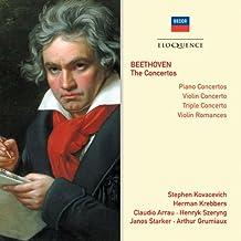 Beethoven: The Concertos (Coffret 4 CD)