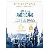 Percol Fairtrade decaffeinato Colombia caffè macinato, 200g, confezione da 6