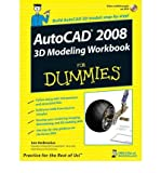 [(AutoCAD 2008 3D Modeling Workbook For Dummies)] [ By (author) Lee Ambrosius ] [August, 2007]