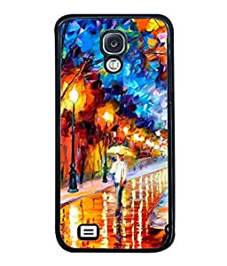 PrintVisa Fantasy Painting High Gloss Designer Back Case Cover for Samsung Galaxy S4 I9500 :: Samsung I9500 Galaxy S4 :: Samsung I9505 Galaxy S4 :: Samsung Galaxy S4 Value Edition I9515 I9505G