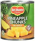 Del Monte Pineapple Chunks in Juice, 435 g