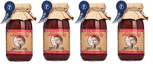 Dirty Harry BBQ Sauce Vorteilspack 4 x 0,25
