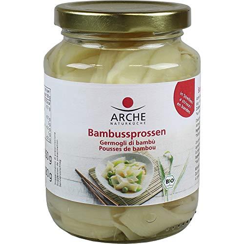 Arche Naturküche Bio Bambussprossen (2 x 350 gr)