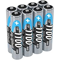 ANSMANN 1100 mAh AAA Size Rechargeable Battery 2 (Pack of 4)