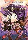 Les travaux d'Apollon, tome 4 : Le tombeau du tyran par Riordan