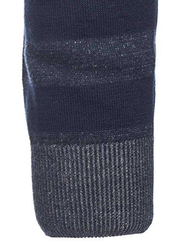 Indicode - Pull - Homme Bleu - Bleu marine