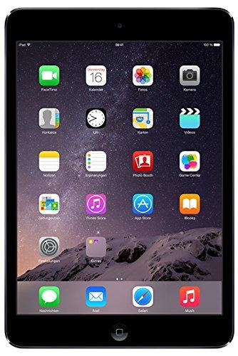 Apple iPad mini 2 20,1 cm (7,9 Zoll) Tablet-PC (WiFi, 16GB Speicher) schwarz Ipad Mini 3 16 Gb Wifi Retina