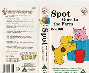 spot goes to the farm amazon co uk video