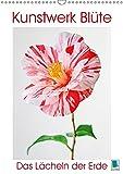 Kunstwerk Blüte: das Lächeln der Erde (Wandkalender 2019 DIN A3 hoch): Zauberhafte Blumen: Ein Sinnesrausch in allen Farben des Regenbogens (Monatskalender, 14 Seiten ) (CALVENDO Natur)