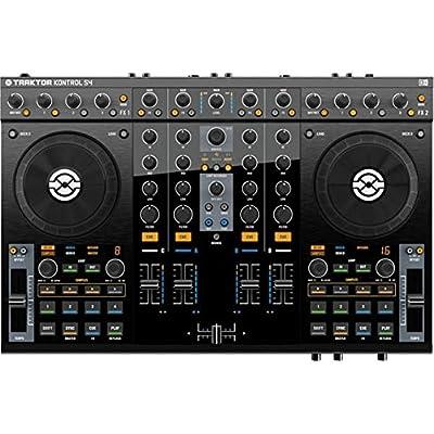 Native Instruments Kontrol S4Digital DJ Controller from Native Instruments