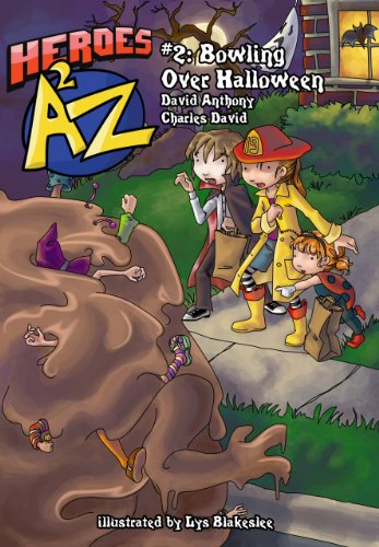 ng Over Halloween (Heroes A to Z, A Funny Chapter Book Series For Kids) (English Edition) ()